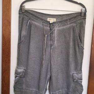 Cloth & Stone Rayon Pants
